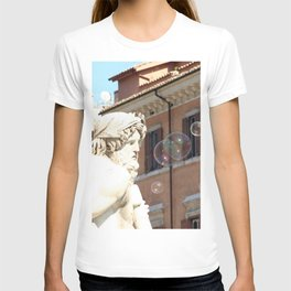 Bernini's Four Rivers Fountain T-shirt