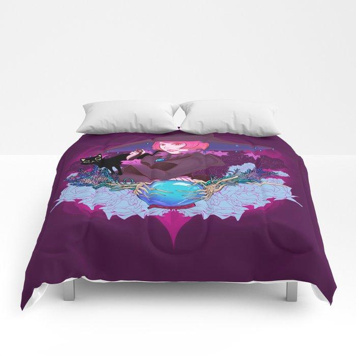 Witch Emporium Comforters