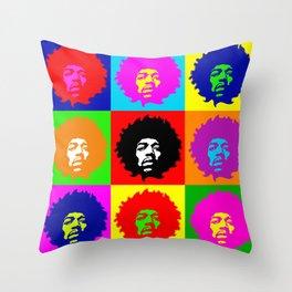 JIMI 0501 Throw Pillow