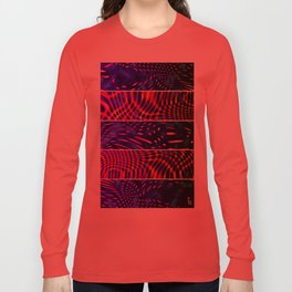 Bio Rhythm II (Five Panels Series) Long Sleeve T-shirt