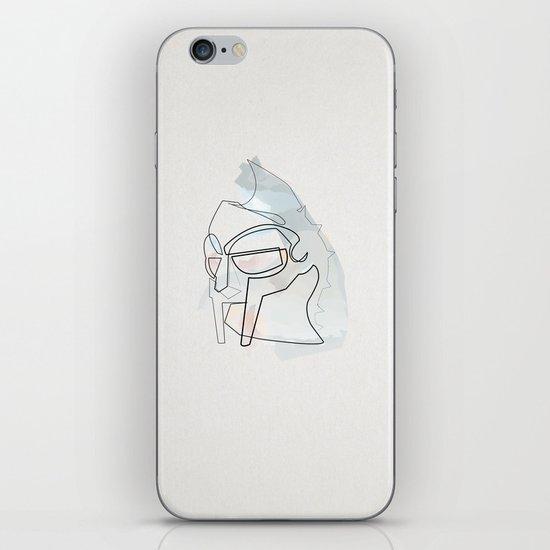 One line Gladiator: Maximi cassida iPhone & iPod Skin