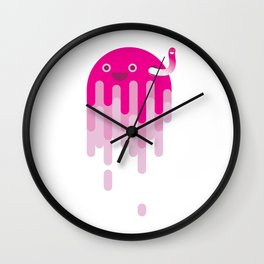 Jelly and Co. Wall Clock