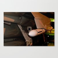 aviation Canvas Prints featuring Aviation II by Starr Cuevas Photography