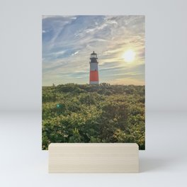 Sankaty Light Mini Art Print