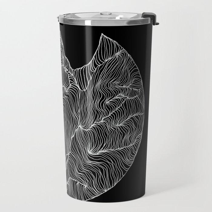 Inverted Crevice Travel Mug