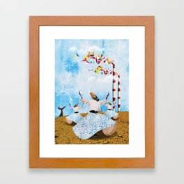 Rituals of Ecstasy Framed Art Print
