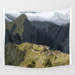 Machu Picchu Wall Tapestry
