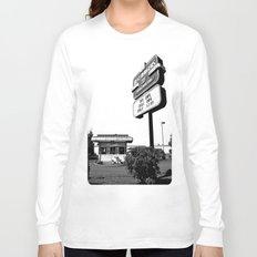 Best Burgers Drive-In Long Sleeve T-shirt