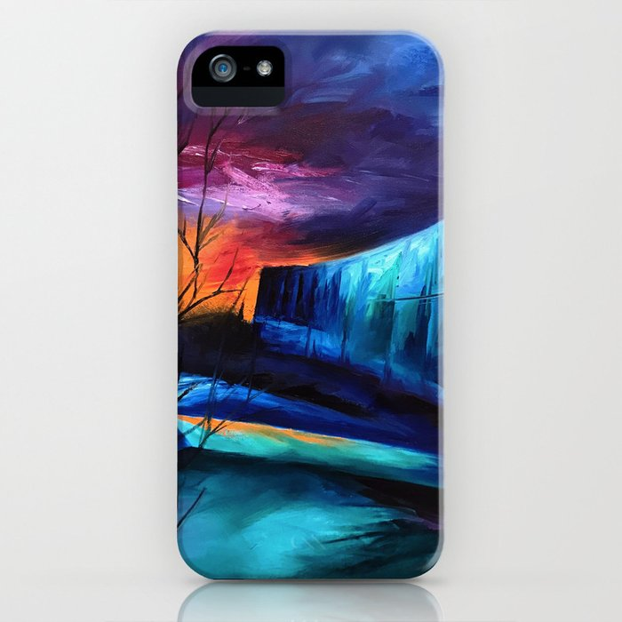 """KTSA"" Painting iPhone Case"