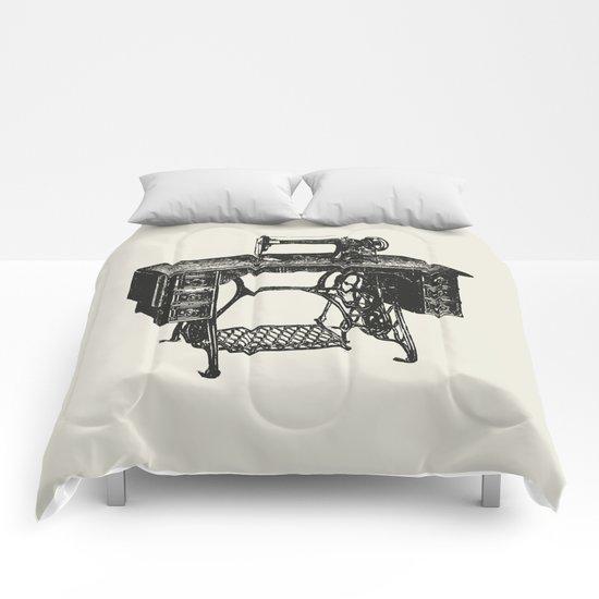 Singer sewing machine Comforters