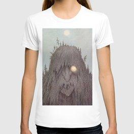 """""""Forest Troll - Skogtroll"""" by Theodor Kittelsen T-shirt"""