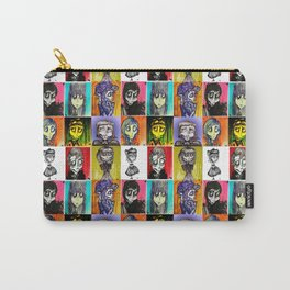 The Ghoulish Bunch Carry-All Pouch