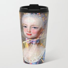 Marie Antoinette Metal Travel Mug