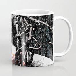 Basketball art swoosh vs 38 Coffee Mug