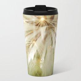 Flower of wishes Travel Mug