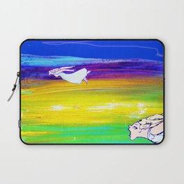 SAARIAHO:  Mirage       by Kay Lipton Laptop Sleeve