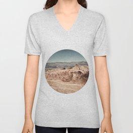 Death Valley Imaginaries Unisex V-Neck