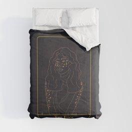 The Fool - Illustration Comforters