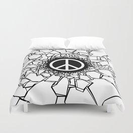 Peacebreaker II Duvet Cover
