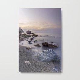 Gull Bay Metal Print