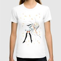 swan queen T-shirts featuring Swan by Freeminds