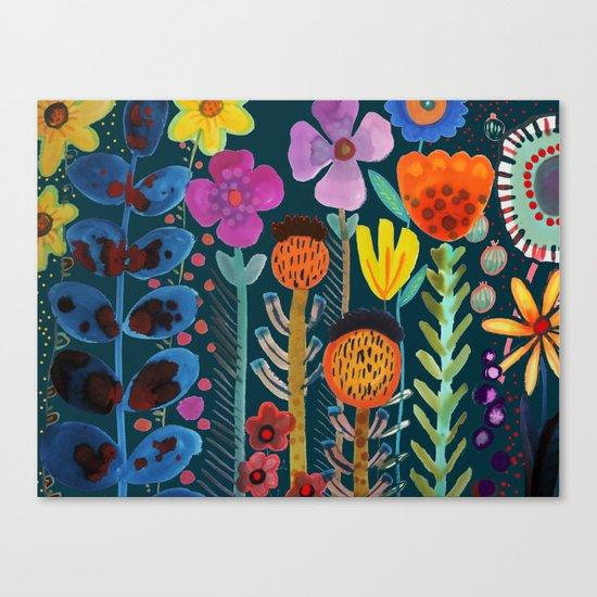 silk road Canvas Print
