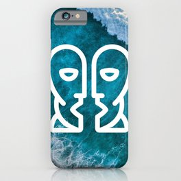 Is there any body out there? (designer) iPhone Case