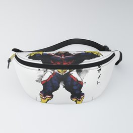 Symbol of Peace Ink Fanny Pack