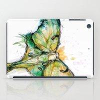 luna iPad Cases featuring Luna by Abby Diamond