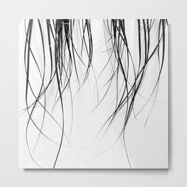 Grass Metal Print