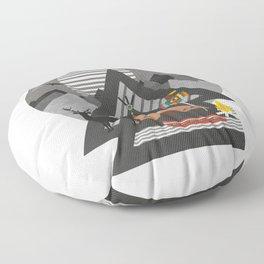 Northwest Passage Floor Pillow