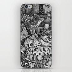 Insectopia iPhone & iPod Skin