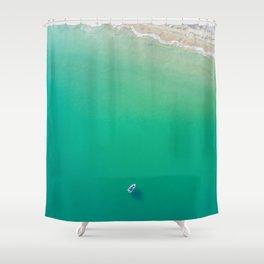 Summer Solitude Shower Curtain