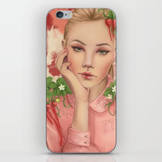 Astrella iPhone & iPod Skin
