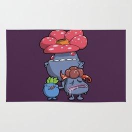 Pokémon - Number 43, 44 & 45 Rug
