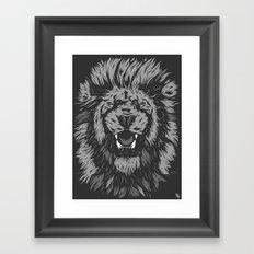 Courageous Framed Art Print