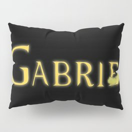 Gabriel with Feather Pillow Sham