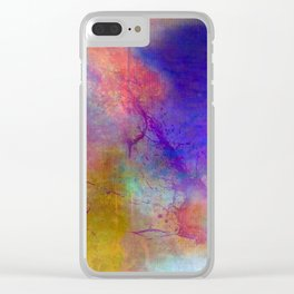 Onions 6 Enhanced Invert Clear iPhone Case