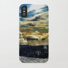 No Words iPhone X Slim Case