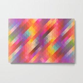 The Kaleidoscope II Metal Print