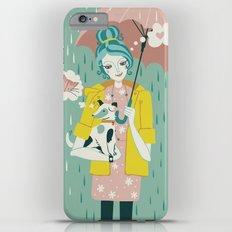 Walking the Dog Slim Case iPhone 6 Plus