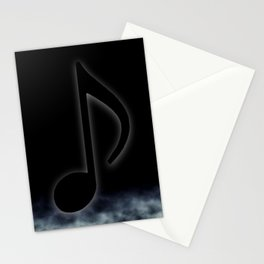 Music 62 Stationery Cards