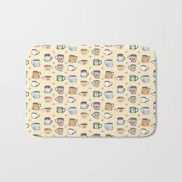 Cozy Coffee Bath Mat