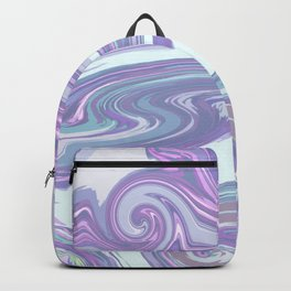 PURPLE MIX Backpack