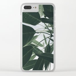 Natural Background 13 Clear iPhone Case