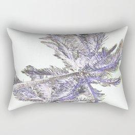 Palm abstract Rectangular Pillow