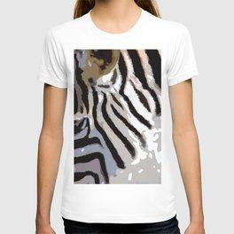 Zebra-Art T-shirt