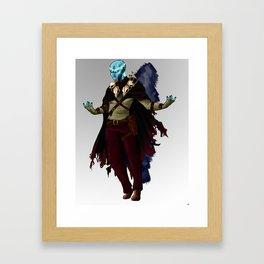 Cleric Framed Art Print