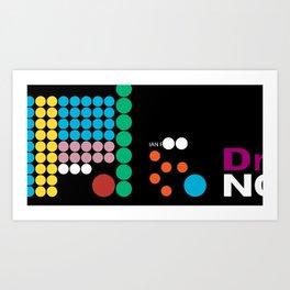 DrNo Art Print