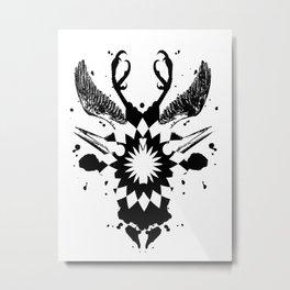 BP Spill #2 Metal Print